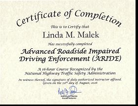 certified in DUI law